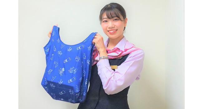 「東海道新幹線N700S×鳥獣戯画 エコバッグ」新発売!